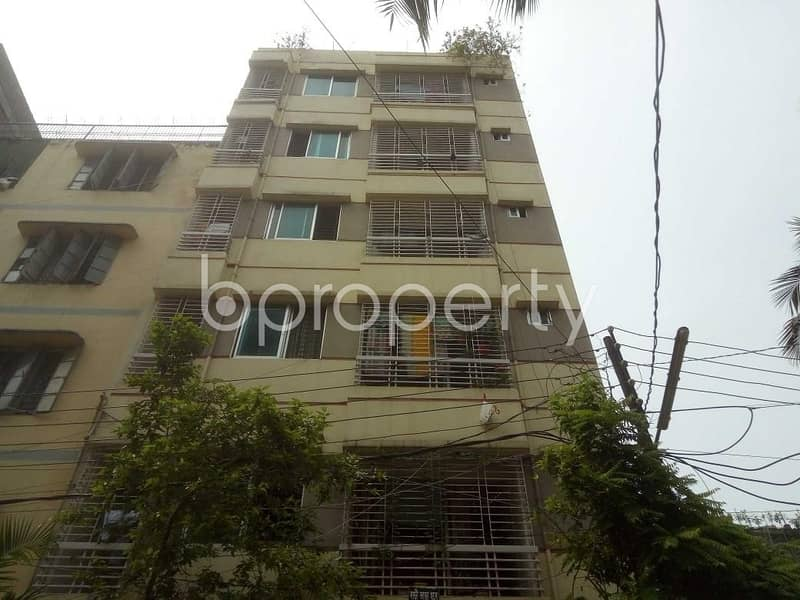 Flat For Rent In Mirpur Section 10 Near City Corporation Market