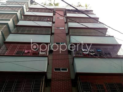 Check this 720 SQ Ft apartment for rent at Badda nearby Siraj Mia Memorial Model School