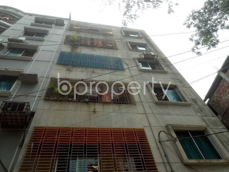 450 SQ Ft apartment is ready for rent at Mirpur, near Mirpur 10 Benaroshi Palli