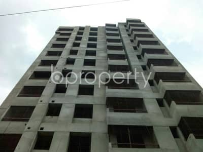 A 1233 SQ FT apartment is up for sale at Manoharpur nearby Comilla Victoria Government College
