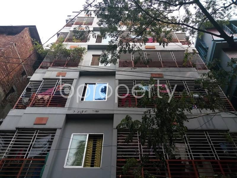 Grab This Flat Up For Rent In Tilpapara Near Khilgaon Ideal College