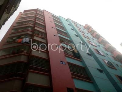 Visit this apartment for rent of 1350 SQ FT in East Rampura near Jama Masjid Baitul Falah.