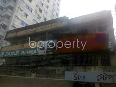 This 250 Sq. Ft. shop is up for rent in Malibagh Chowdhury Para near to ONE Bank Limited | Malibagh Branch