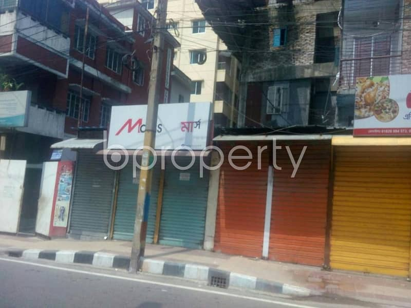 This Shop Is Up For Rent In Malibagh Near To City Dental College