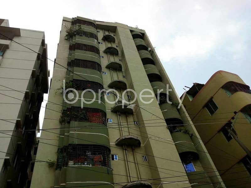 Apartment Is Ready For Sale At Double Mooring, Near Uttara Bank Limited