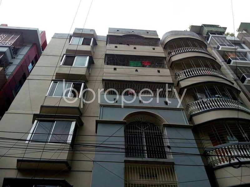 1500 SQ FT flat for Rent in Bashundhara R-A close to NSU