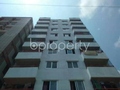 Apartment for rent includes 1050 SQ Ft at Wooden Pole Road, near Cumilla Markaj Mosjid