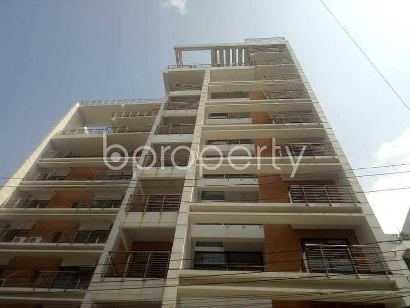 At Baridhara 2000 Square feet flat for Rent close to Jame Masjid