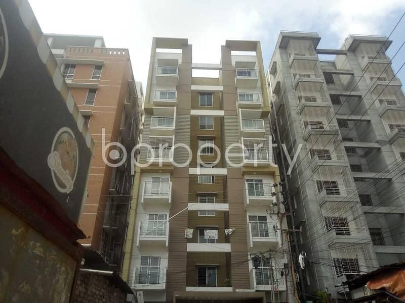 Near Baridhara Jame Masjid 1900 SQ FT flat for rent in Baridhara