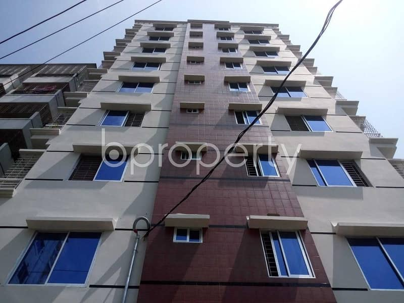 1050 SQ FT Apartment for Rent in Mohammadpur nearby Central Mosque