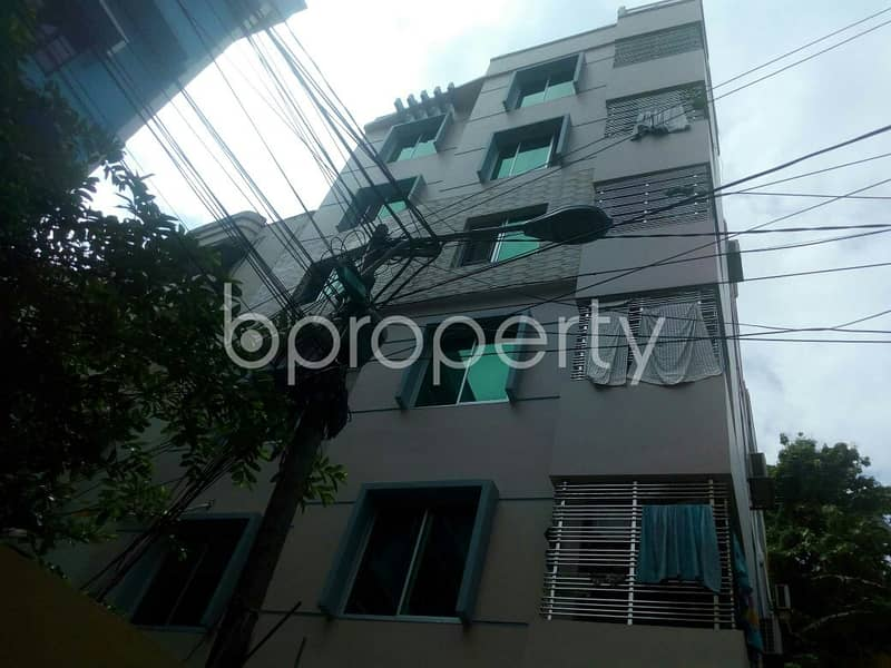 1000 sq ft Flat is up for For Rent In Panchlaish Near Dutch-bangla Bank Limited Atm