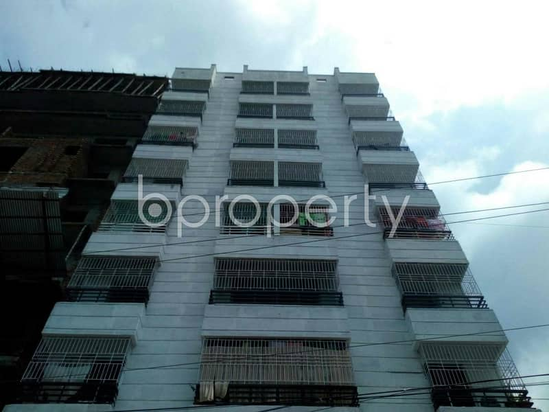 1350 Sq. Ft. apartment for sale is located at Ashoktala, near to Masud Medical Hall
