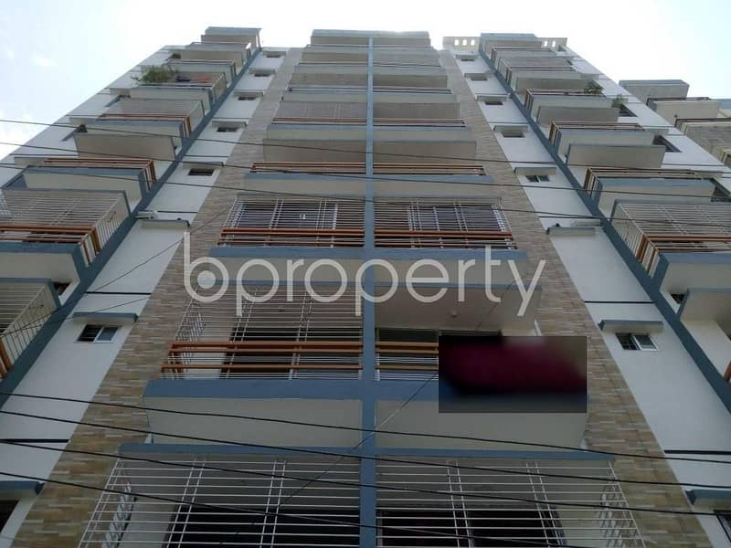 1450 SQ FT apartment is up for rent at Mohammadpur near to Bismillah Pharmacy