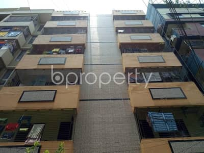 Choose Your Destination At This Flat Which Is Available For Sale In Uttara Near Uttara West Police Station