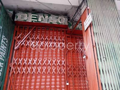 Shop is up for rent in Kuril near to First Security Islami Bank Limited