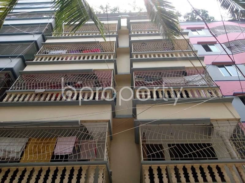 A Decent Flat Which Is Near To Bank Asia Limited Is Now For Rent In Adabor