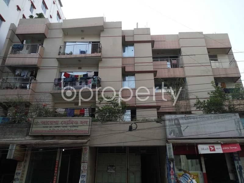 Flat For Rent In Mohammadpur Nearby Dhaka Uddan Govt College