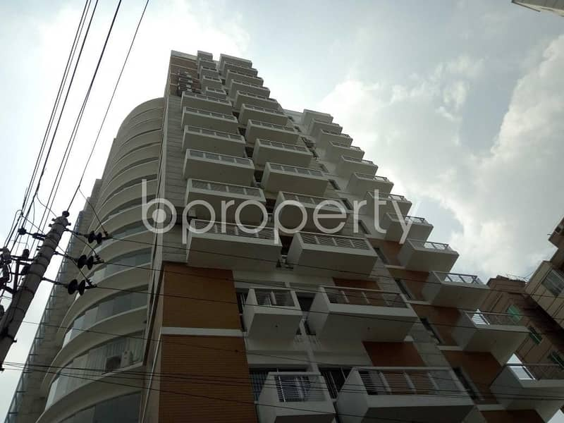 Apartment for Sale in Bashundhara R-A nearby NSU