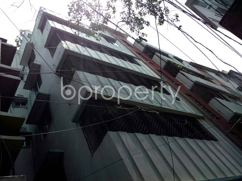 Flat For Rent In Dhanmondi Near Dutch-bangla Bank Limited (dbbl)