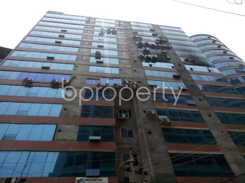 Check this lucrative office space up for sale in Purana Paltan near to Eastern Bank Limited (EBL)