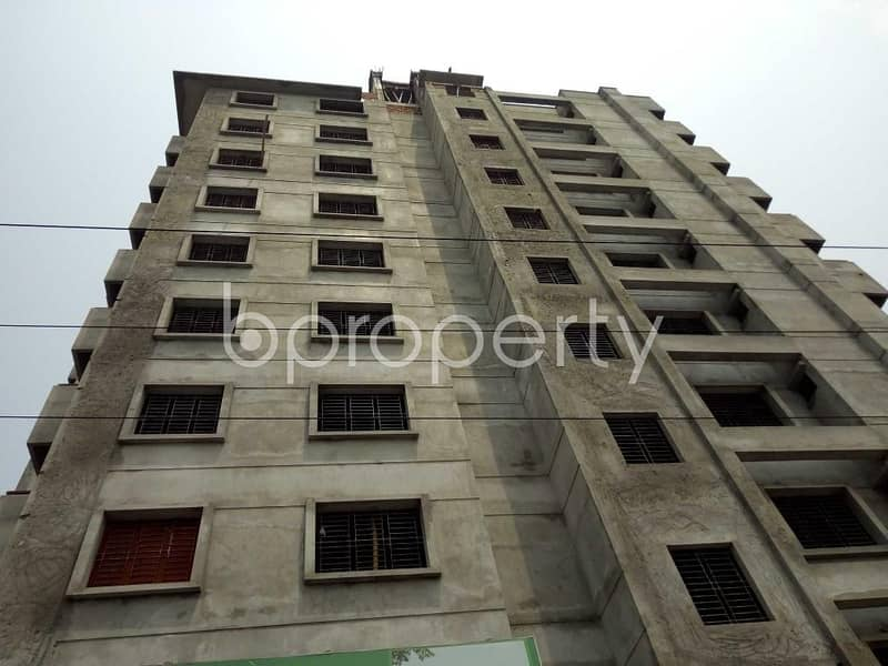 Apartment for sale Ft at Bashundhara, near Sunflower School And College