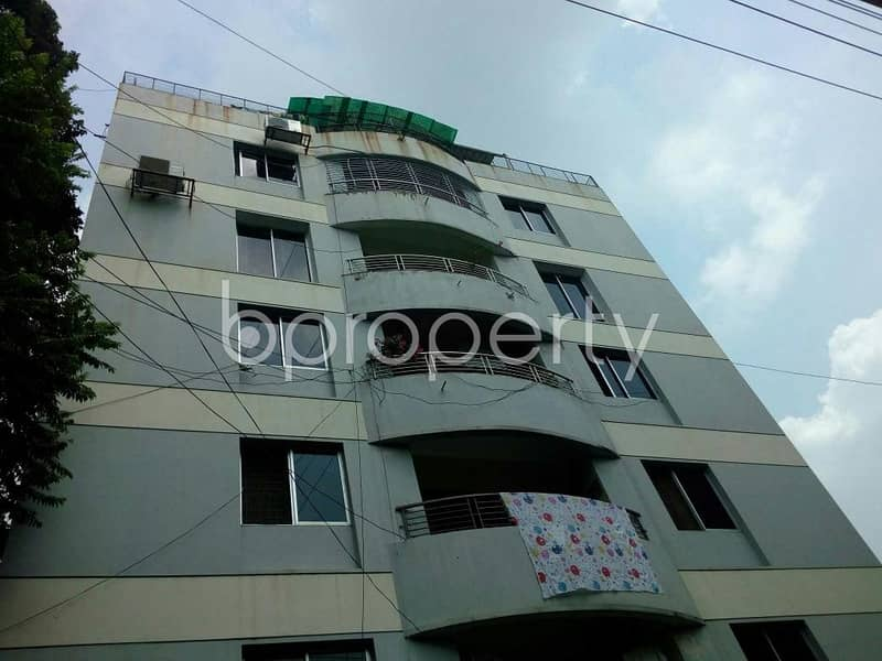 Apartment Is Ready For Sale At Khulshi, Near Khulshi Police Station