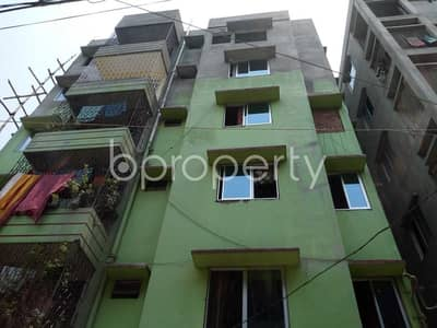 At Mohammadpur flat for Rent close to Jame Masjid