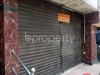 Shop is up for rent in Mohammadpur near to Mohammadpur Police Camp