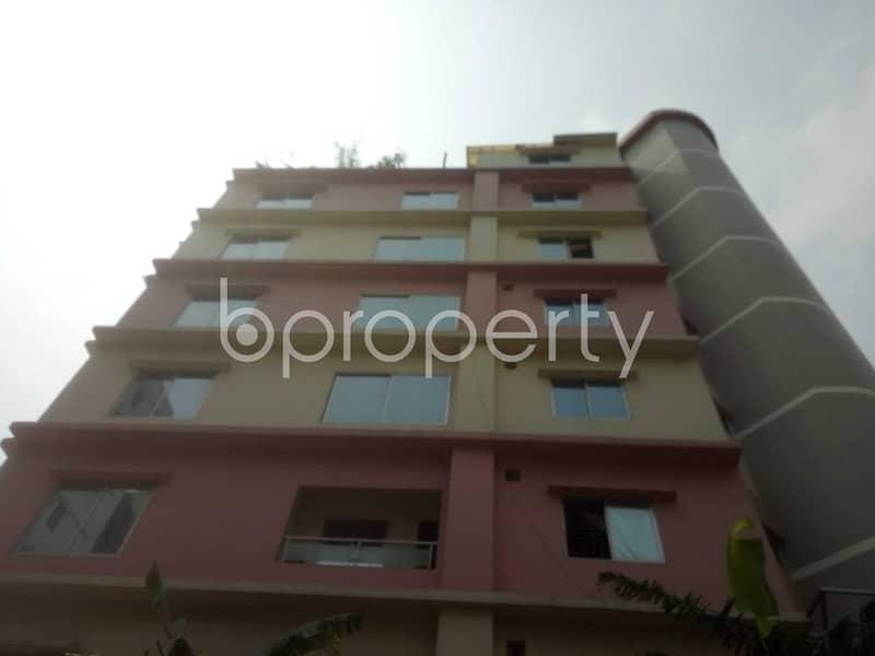 Flat For Rent In Baridhara Block J Near Baitul Atik Kendrio Jameh Masjid