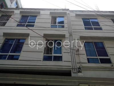 A Flat For Rent Close To Pc Culture Housing Society Jam-e-masjid At Mohammadpur Is Up For Its New Tenant