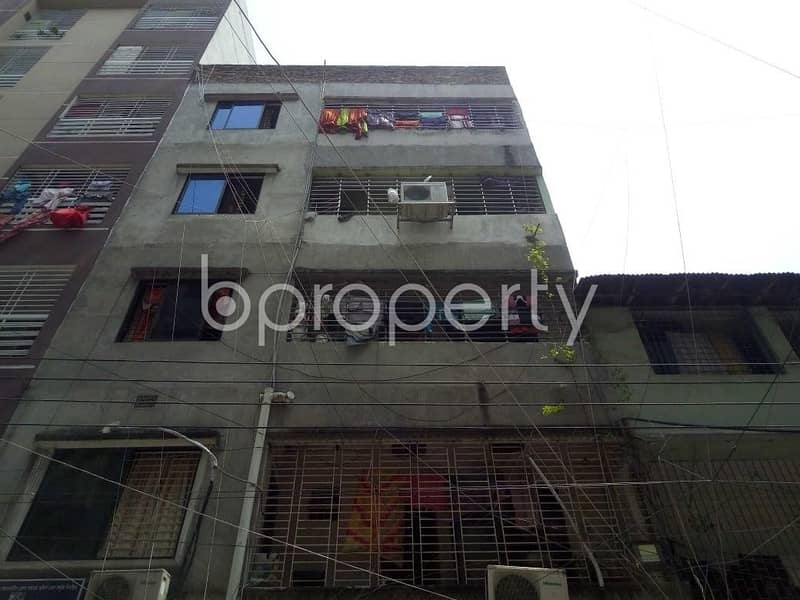 Flat For Sale In Lalmatia Near Mohammadpur Police Station