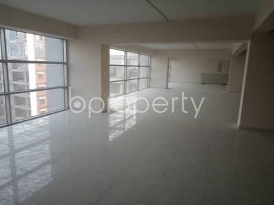 Floor for Sale in Bashundhara R-A, Dhaka - A Business Space Is Up For Sale In The Location Of Bashundhara R-a Near Atimkhana Madrasa