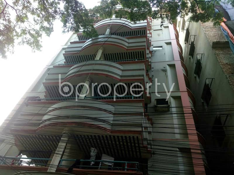 Apartment for rent at Panchlaish, near Doctors Hospital