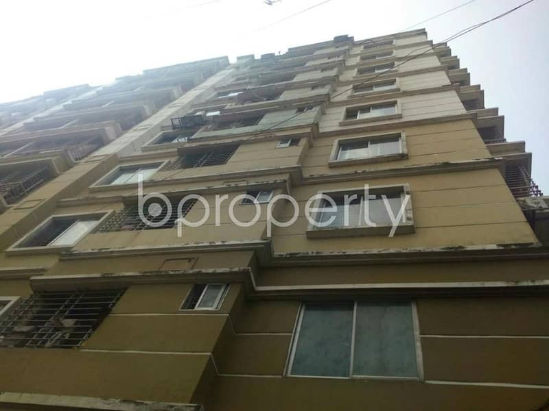 Find Your Desired Apartment At This Ready Flat For Sale At South Agrabad Nearby Chatogram Port Ship Service