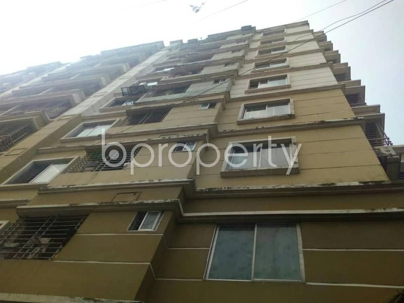 Check this comfortable and nice apartment for sale at Chatogram nearby Agrabad Govt. CGS Colony Jame Masjid