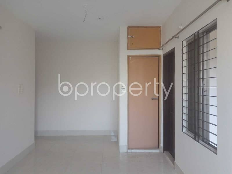 Flat for Sale in Mirpur close to Brac Bank ATM