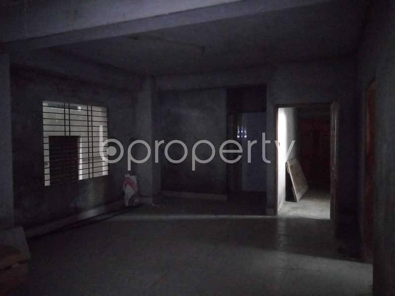 Visit This Apartment For Sale In Katashur Near Alhaj Makbul Hossain University College.