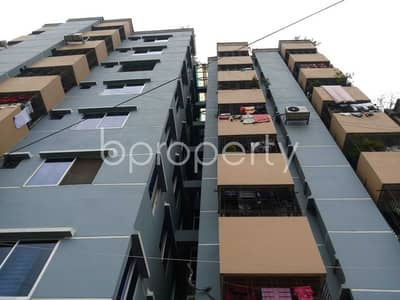 Near North Kafrul Central Jame Mosque, Flat For Sale In Ibrahimpur