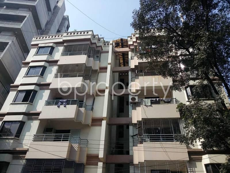 An apartment at Banani nearby Hotel Eastern Residence is up for sale.