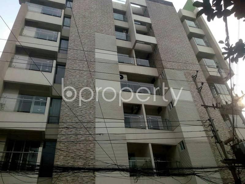 Sale This Apartment At Banani Dohs Nearby Banani Dohs Jame Mosjid.
