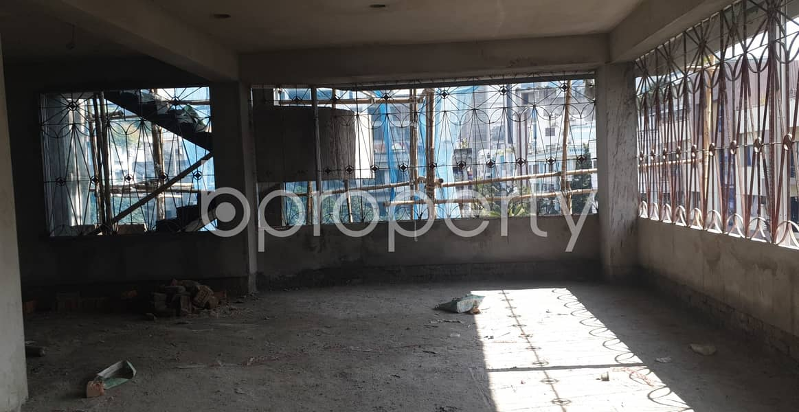 A Residential Building Is Available For Rent In Gulshan Nearby Gulshan Shopping Center