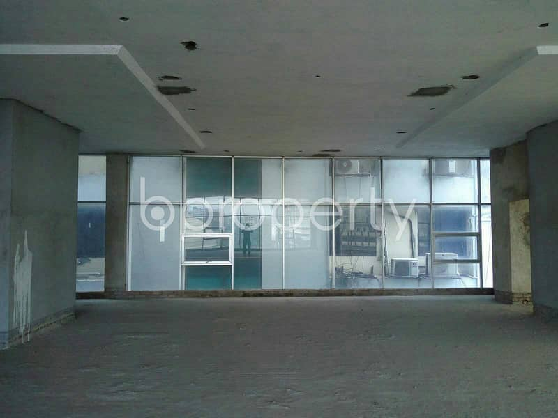 A Commercial Apartment Is Available For Sale At Double Mooring Nearby Eastern Bank Limited