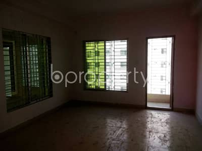 3 Bedroom Apartment for Sale in Bayazid, Chattogram - Check This Well Planned Flat For Sale At Muzaffarnagar Residential Area Nearby Chattogram Polytechnic Institute