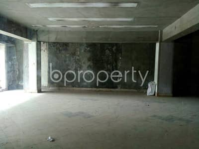 Floor for Rent in East Nasirabad, Chattogram - 700 Sq. Ft. commercial space is available for rent in CDA Avenue nearby Pubali Bank Limited