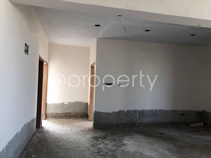 Comfortable Flat For Sale In Maniknagar Near Dutch-bangla Bank Limited Atm. Maniknagar Rd