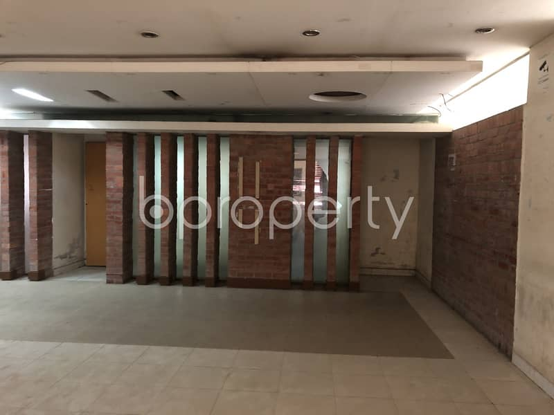 Well Constructed Commercial Building Is Available For Rent In Pragati Sarani Nearby Dutch-Bangla Bank Limited