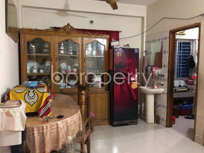 2 Bedroom Flat for Sale in Gazipur Sadar Upazila, Gazipur - An Apartment Is Ready For Sale At Tongi, Near Mosque-E Noor