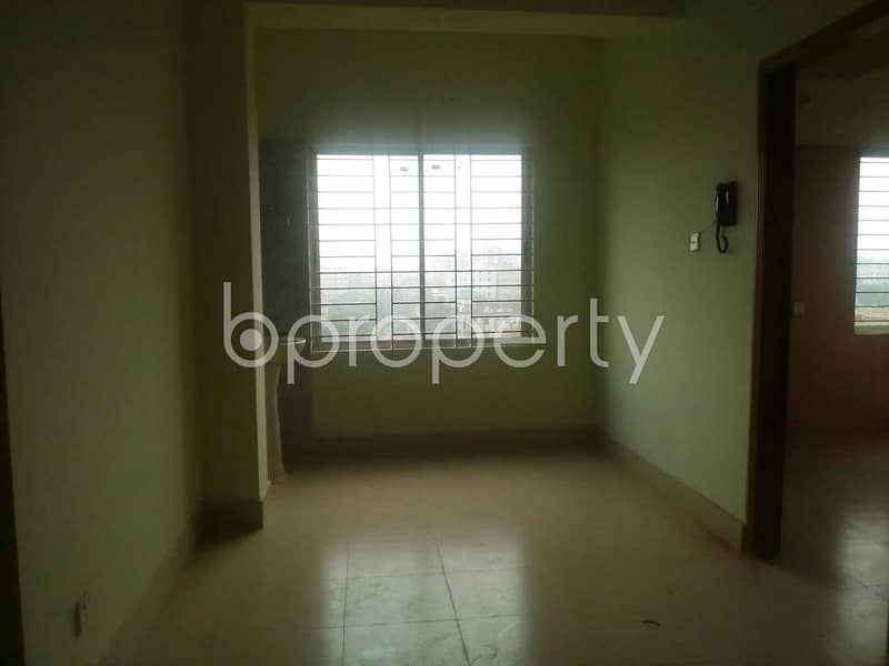 A 1227 SQ Ft apartment is up for sale in Chandgaon Ward near to Kalurghat BSCIC Industrial Area