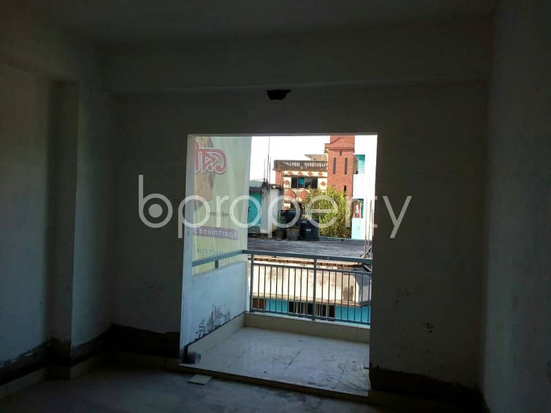Budget Friendly Flat Is Ready For Sale In South Agrabad Near Halishahar General Hospital