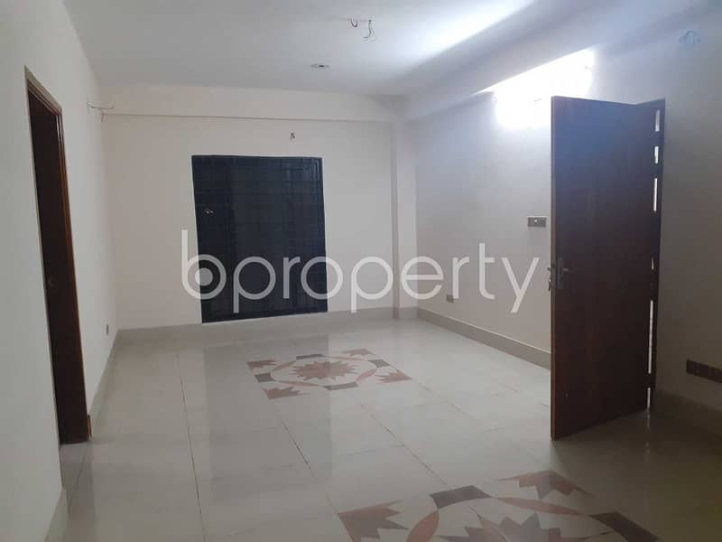 A Beautiful Duplex Apartment Is Up For Rent At Nikunja 1, Near Model School And College